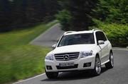 Essai Mercedes GLK : A l'aise partout
