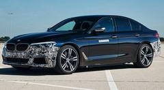 BMW teste une électrique de plus de 720 ch