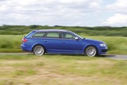 Essai Audi RS6 : V10, double turbo, injection directe, 4 roues motrices