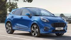 Ford Puma : Toutes les informations et photos sur ce nouveau crossover hybride