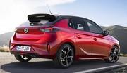 Opel Corsa 2019 : en mode thermique