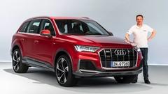 Audi Q7 restylé : influencé par le 8