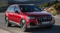 Audi Q7 2019 restylé : sur un air de Q8