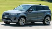 Essai Range Rover Evoque P250 : Il monte en gamme !