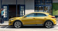 Kia Xceed (2019) : La famille s'agrandit avec le SUV Xceed