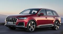 L'Audi Q7 se met à la page