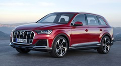 Audi Q7 : nouveau look et nouvelles technologies, toutes les informations et photos