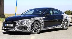 L'Audi A5 Sportback 2019 aperçue presque nue