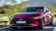 Mazda 3 SkyActiv X : les prix et la consommation