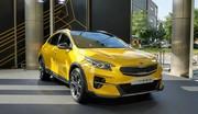 Kia XCeed : un SUV compact coupé