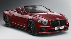 Bentley Continental GTC : nouvelle série limitée Number 1 by Mulliner