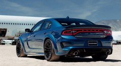Dodge Charger SRT Hellcat Widebody: sauvage
