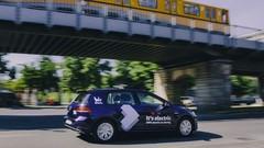 Volkswagen débute son offre d'autopartage en Allemagne