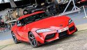Essai Toyota Supra GR (2019 - ) : Métissage
