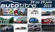 Résumé Auto Titre du 24 au 29 juin 2019