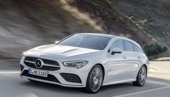 Mercedes CLA Shooting Brake : les commandes sont ouvertes