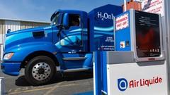 Cummins, leader américain du diesel, se lance dans l'hydrogène avec Air Liquide