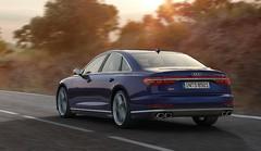 Pas de TDI pour la nouvelle Audi S8