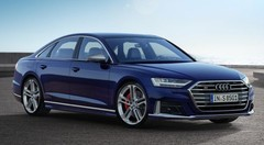Audi S8 (2019) : premières photos officielles de la nouvelle S8