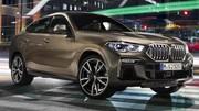 BMW : le X6 se dévoile un peu en avance