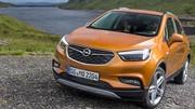 Essai Opel Mokka X 1.6 CDTI 4x4