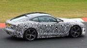 La nouvelle Jaguar F-Type pointe son museau…