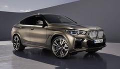 BMW X6 2020 : Toutes les photos et informations officielles