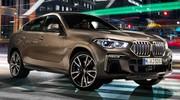 Le BMW X6 de troisième génération, toutes les photos et informations