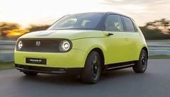 Honda e : la plus branchée des citadines électriques