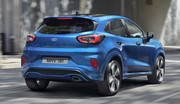 Ford Puma: coupé mais crossover