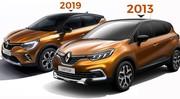 Nouveau Renault Captur : quels changements par rapport à l'ancien ?