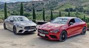 Essai Mercedes Classe A berline vs CLA Coupé : fausses jumelles ?