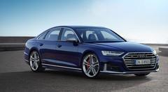 Audi : un couple de camion pour la nouvelle S8 !