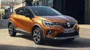 Ceci est le nouveau Renault Captur