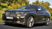 Officiel : le nouveau BMW X6 voit encore plus grand