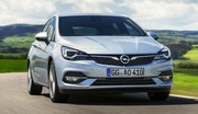 Opel Astra restylée : nouvelle gamme de moteurs