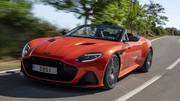 Essai Aston Martin DBS Superleggera Volante : The voice !