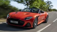 Essai Aston Martin DBS Superleggera Volante : The voice !