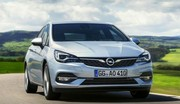 Opel Astra : un timide restylage et de nouveaux moteurs GM
