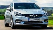 Opel Astra restylée (2019) : plus sobre que jamais