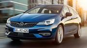 Nouvelle Opel Astra : elle ne doit rien à Peugeot !