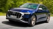 Essai Audi SQ8