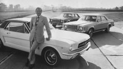 Lee Iacocca, le père de la Ford Mustang, est mort