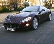 Essai Maserati GranTurismo 4.2 : Plus belle que rebelle