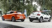 Essai comparatif : la nouvelle Renault Clio défie la Citroën C3