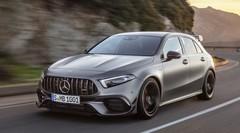 Plus de 420 ch pour la nouvelle Mercedes-AMG A 45 S 2019