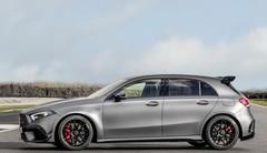 Mercedes-AMG Classe A 45 S et CLA 45 S. Photos et infos officielles
