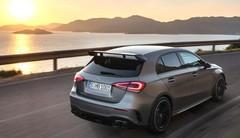 Mercedes-AMG CLA et A 45S 4Matic (2019) : toutes les infos et photos !
