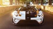 Ford dévoile une GT dédiée uniquement à la piste