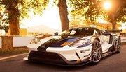 Ford GT MKII (2019) : 700 chevaux réservés à la piste à Goodwood